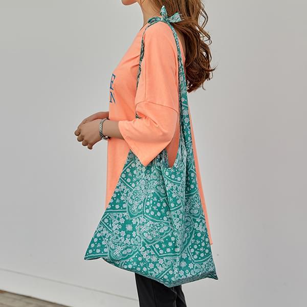 Paisley Compound Eco Bag #86109