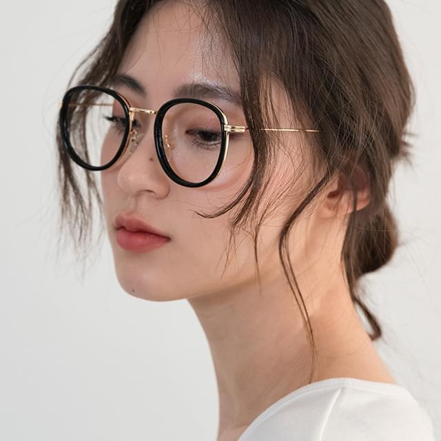 color metal glasses