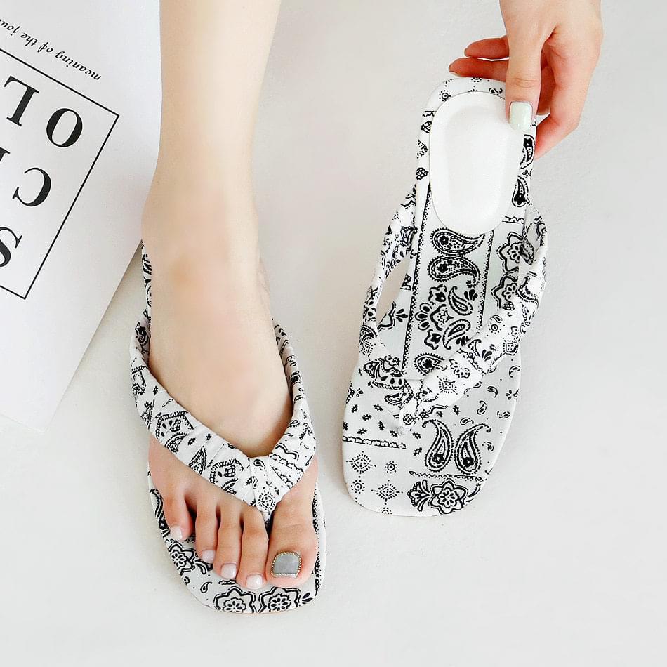 Ezlan Slippers 1 cm