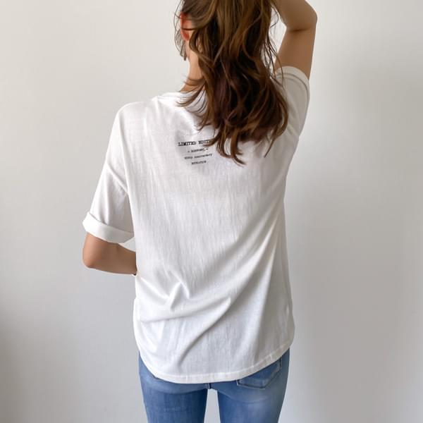 Mazel back-point t-shirt #108215