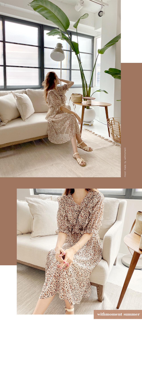 Seroni Flower Dress