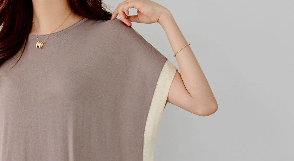 Side line slit long dress #37152 size F available