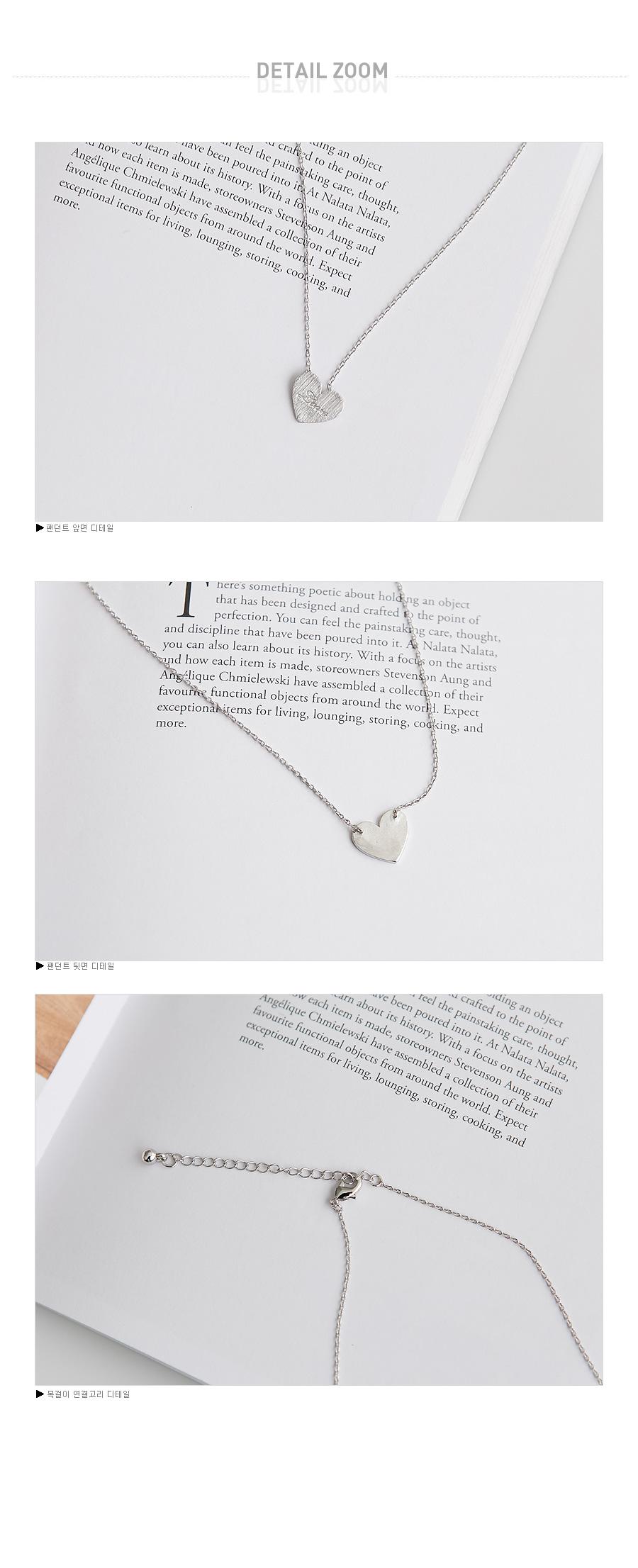 Jubith Love Pendant Necklace #84669