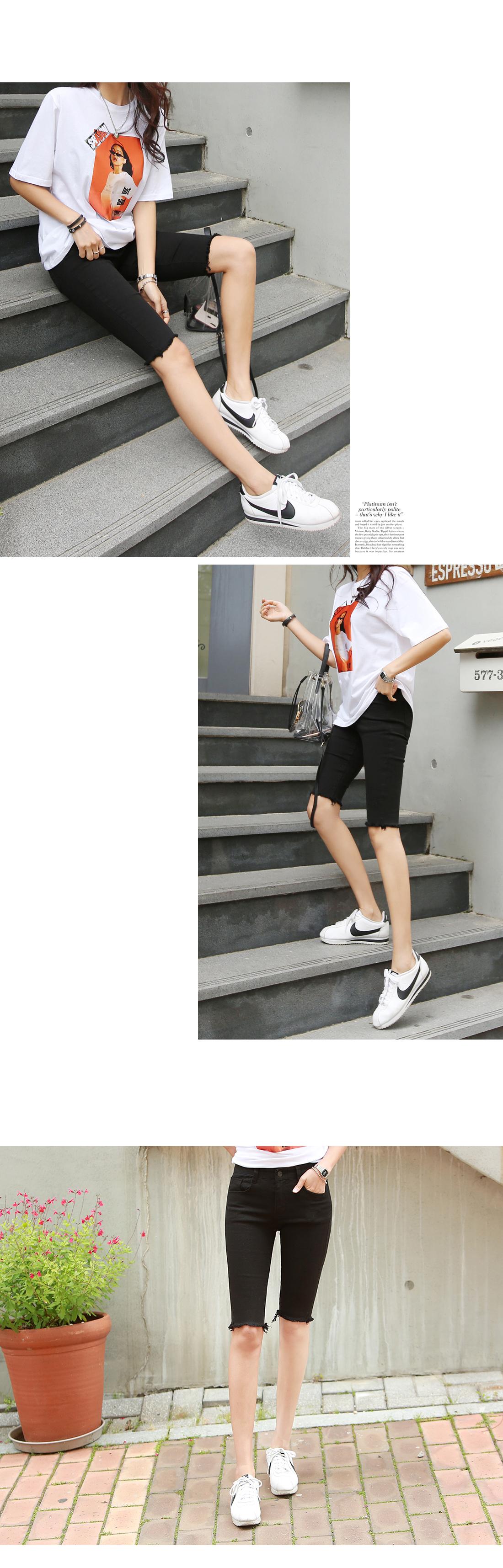 Tiel slim fit part 5 shorts #73738