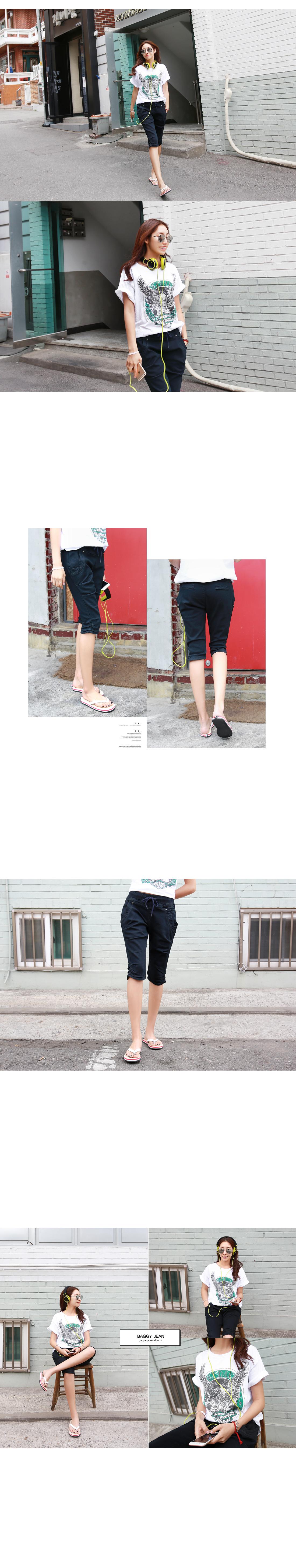 Berk Shirring Exhaust Banding Pants #72976 Navy L Available