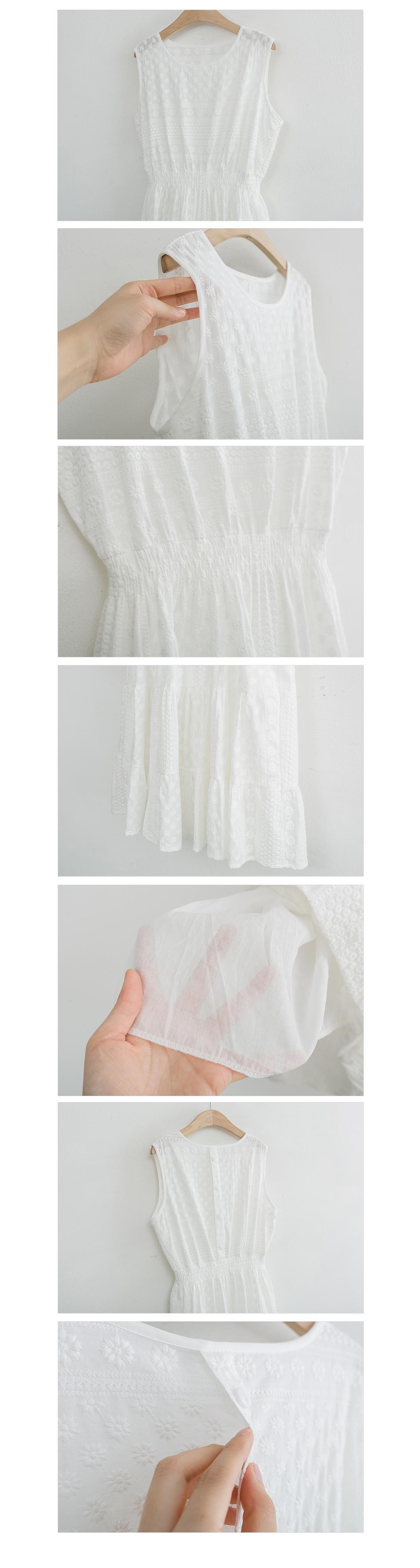 Royer Punching Nashi Dress #35420