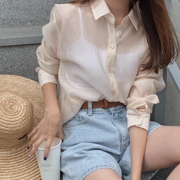 Fable see-through shirt