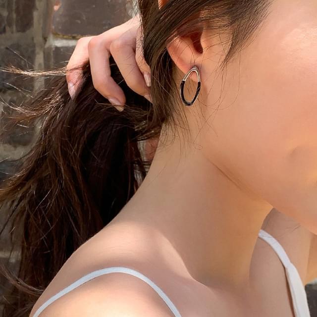 Multi design earring set