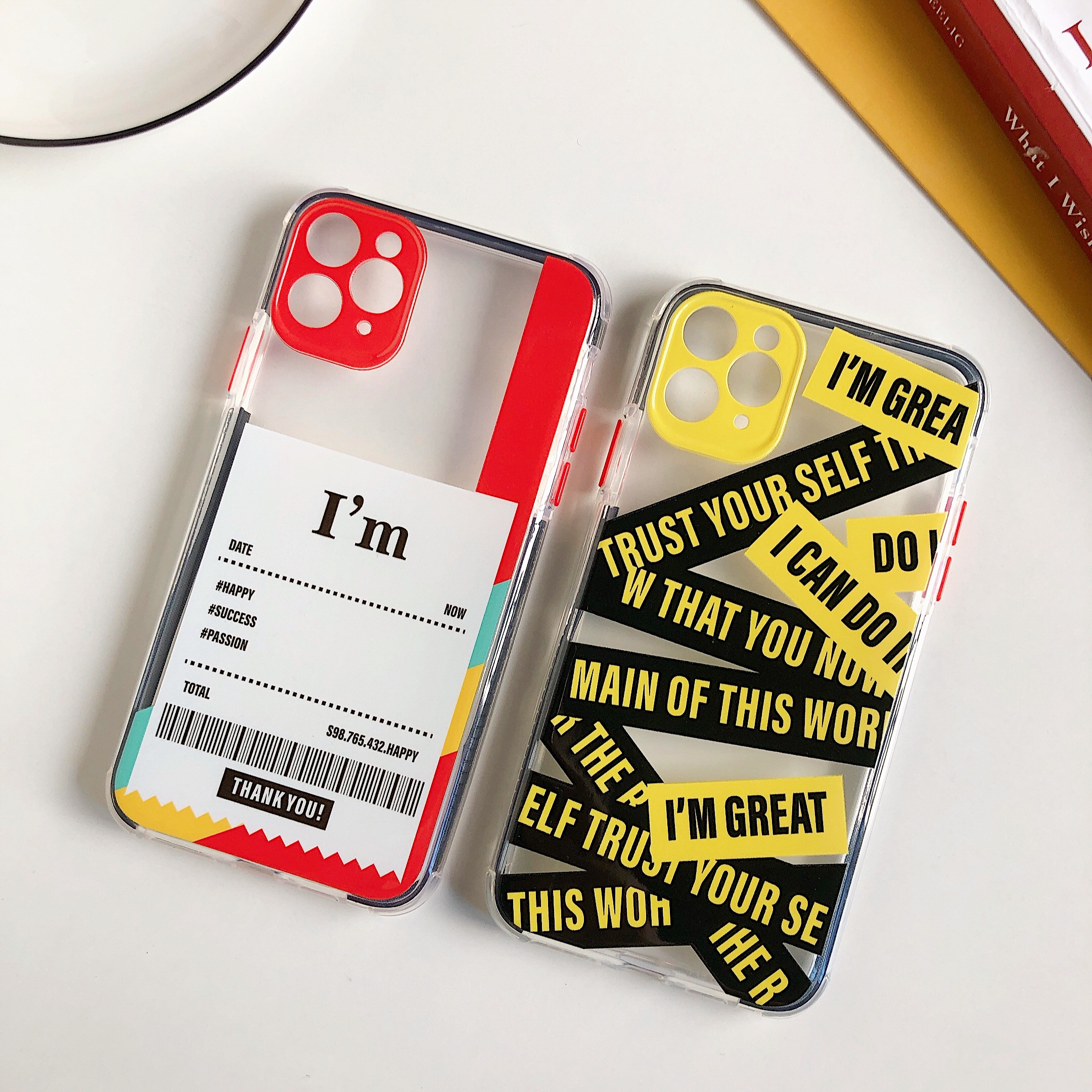 Sticker printing case