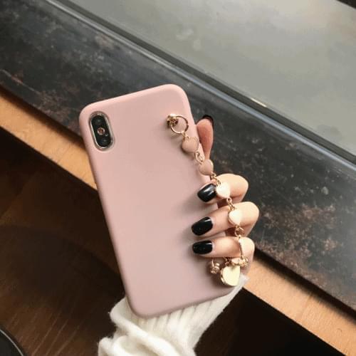 Tongkun Jungu iPhone 11 Pro Max iPhone XS iPhone XR iPhone 8 Heart Ring Case