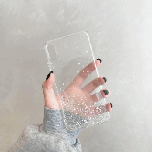 Pearl jelly case