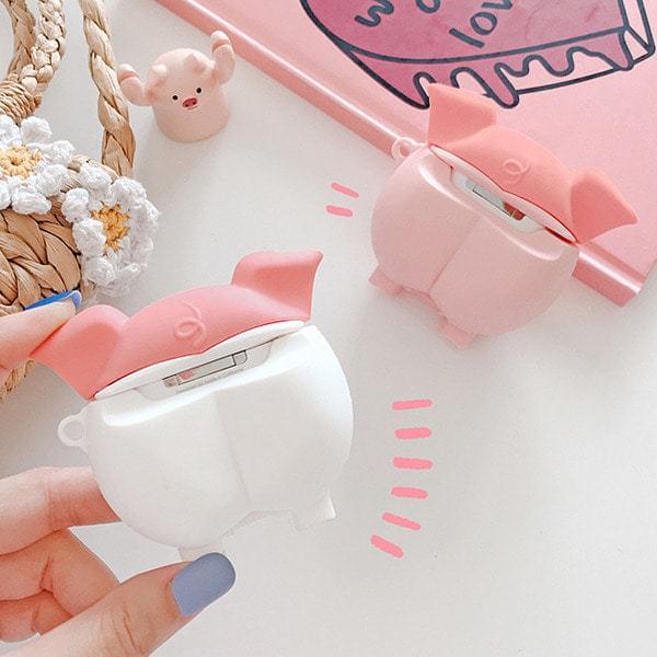 Pink Pig Airpot Case