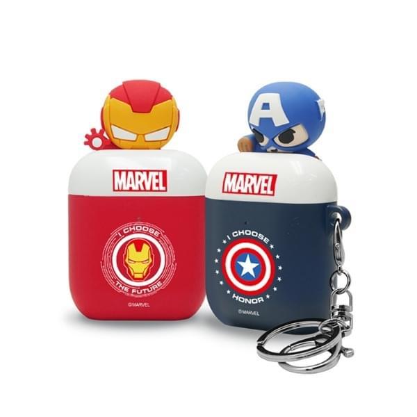Marvel Figure Symbol Airpod Case