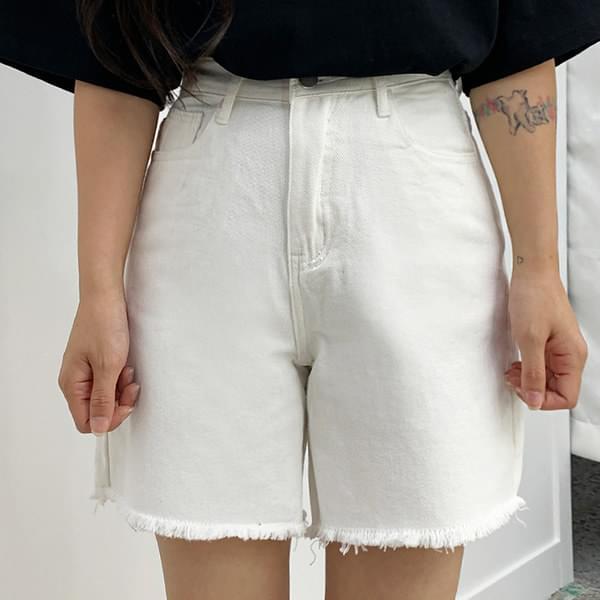 Pirit cotton short pants