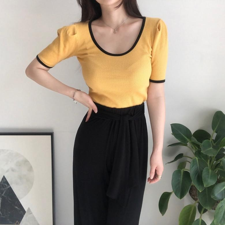 Freejay Cropped T-Shirt 4colors