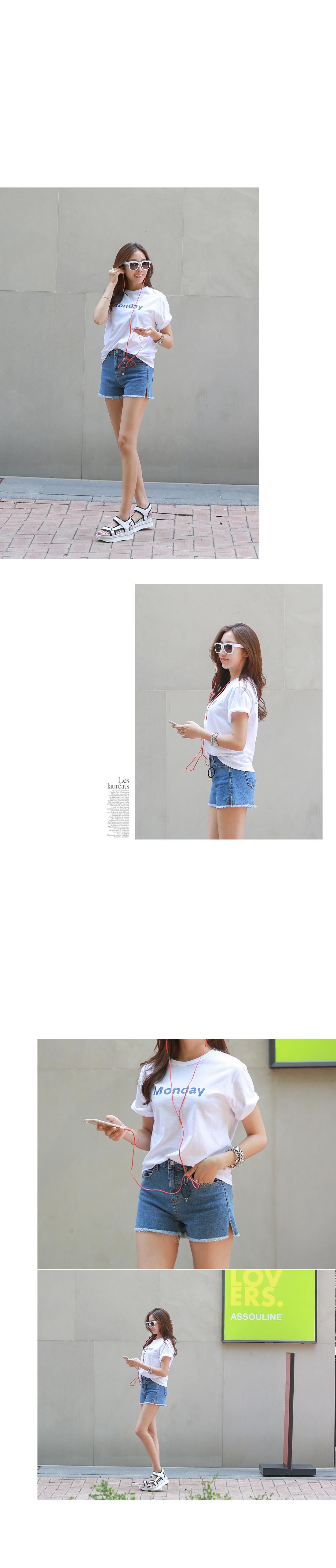 Fanta Seven Days Short Sleeve T-Shirt #103894