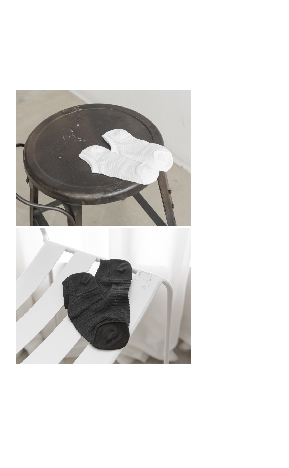 Onet summer see-through socks #84092