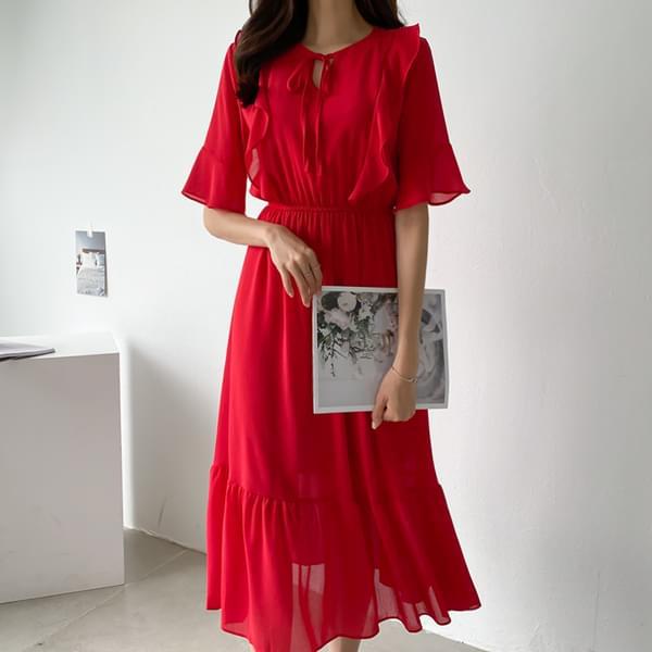 Jenny Frill Long Dress #37639