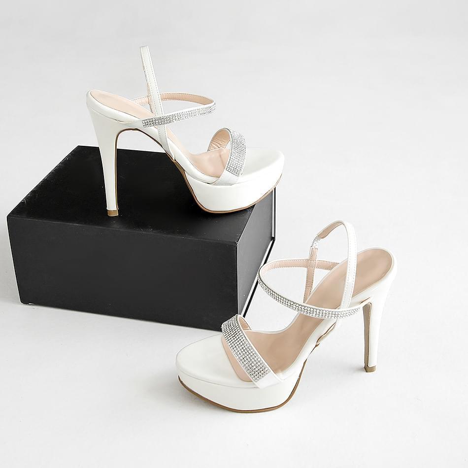 Setica Gaboshi slingback sandals 12 cm