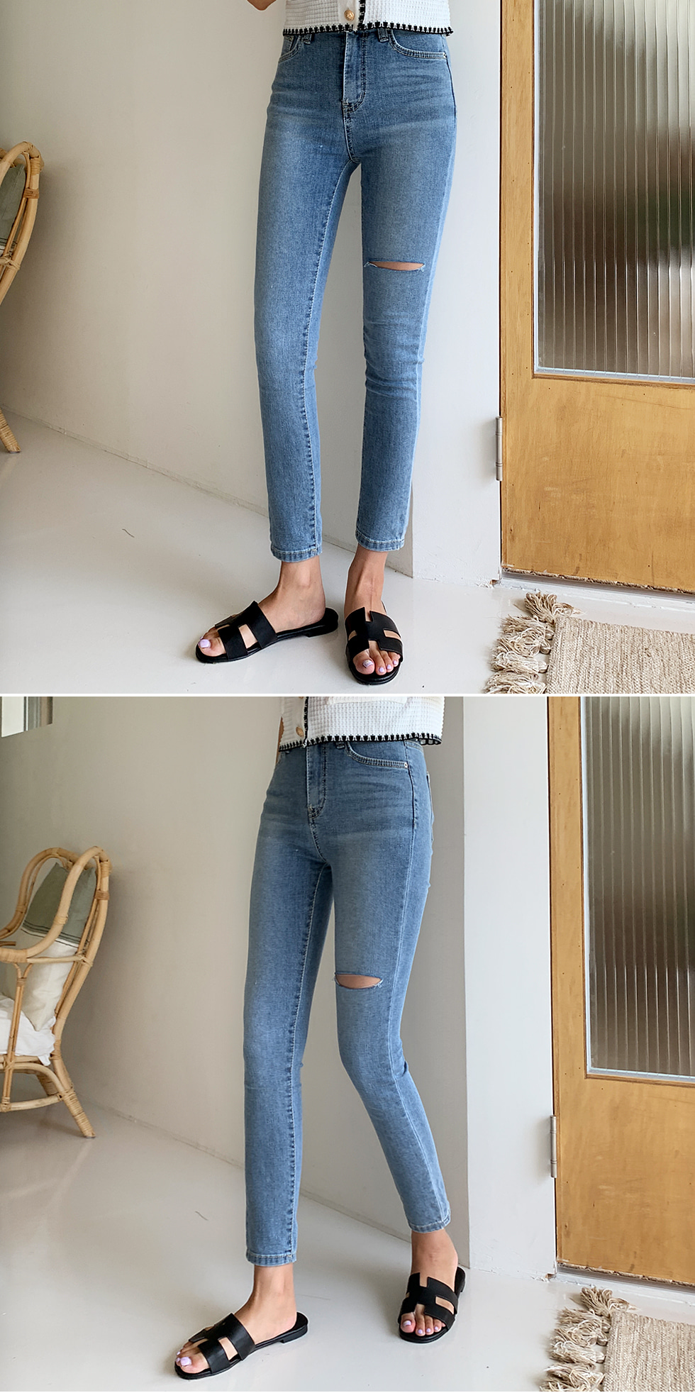 Connect skinny jeans