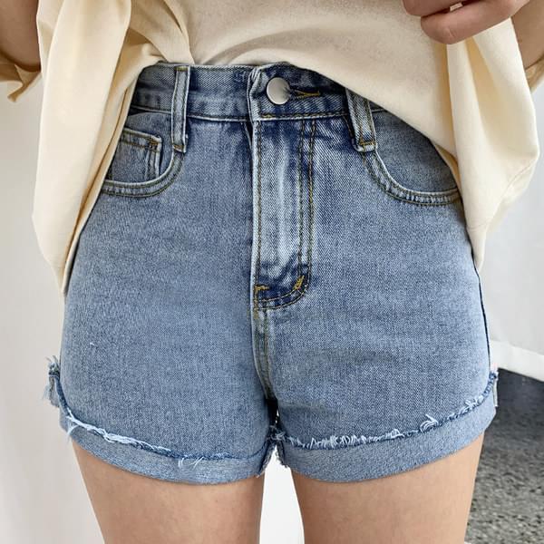 Dive Roll Up Short Pants