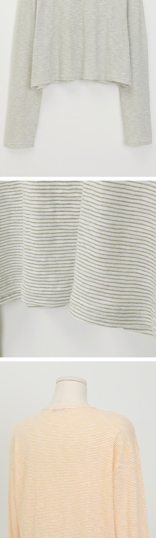 Button stripe loose T_H
