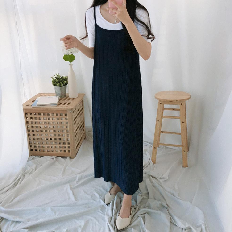 Magic Bustier Slim Long Dress