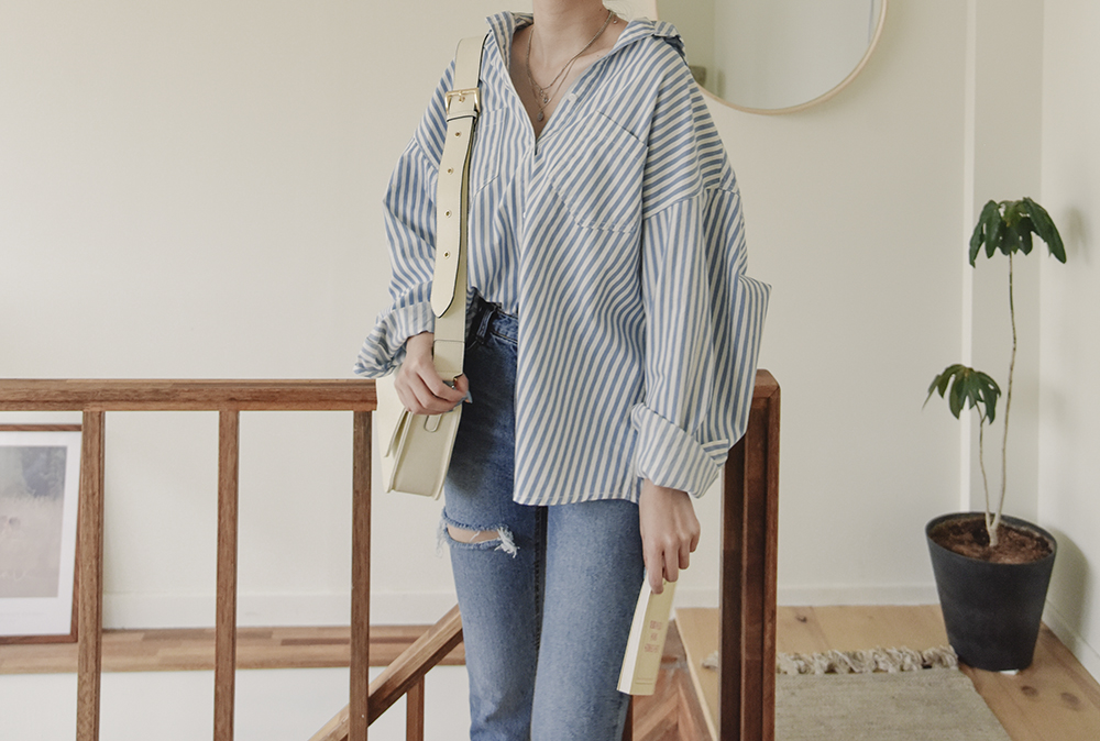 Polling Stripe shirt