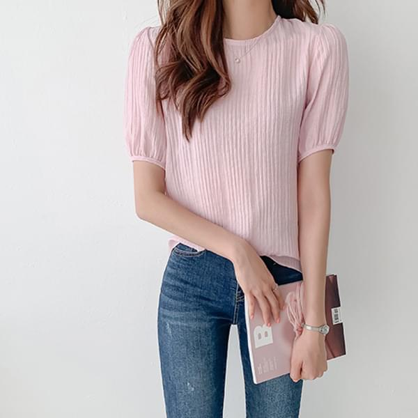 Lovely pleated blouse #44572