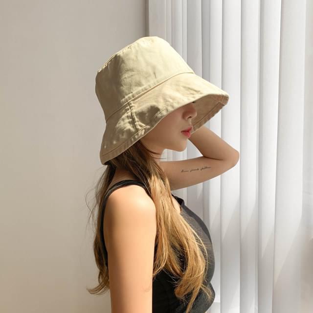 Daily Long-Bang Bucket Hat Bungee Hat