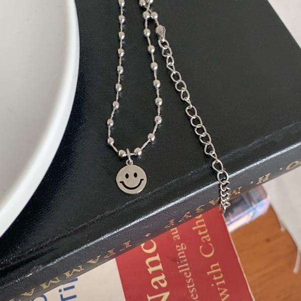 Kariz silver necklace