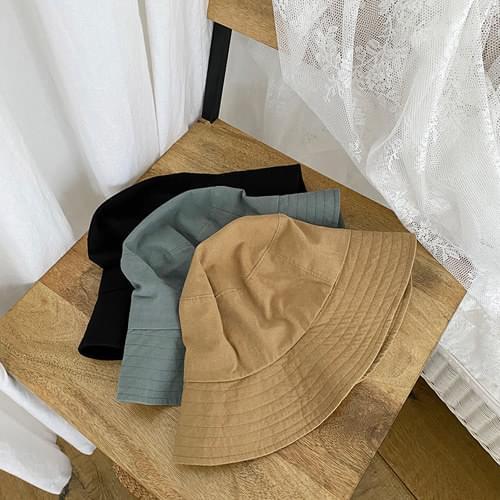 Look at Summer Cotton Bucket Hat