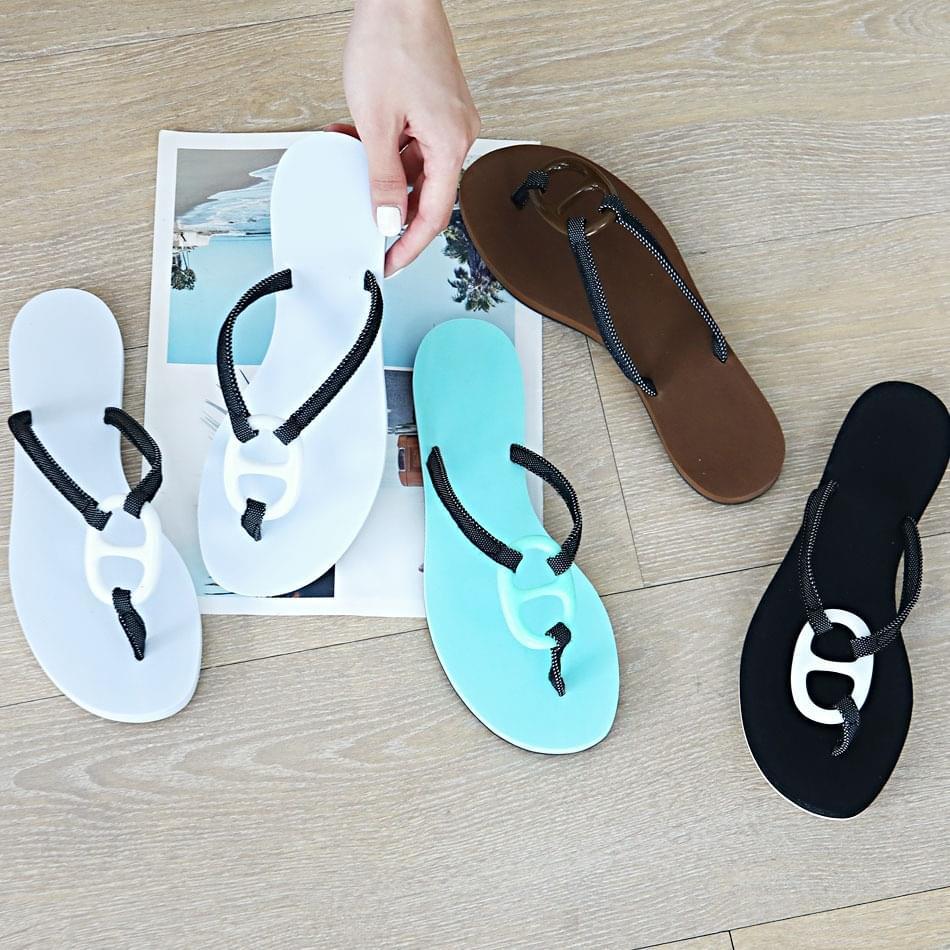 Eltty Slippers 1cm