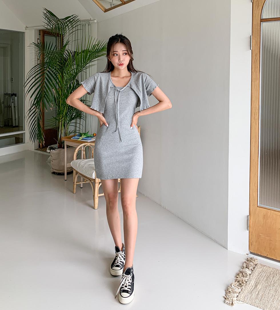 Cushion set dress