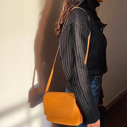 Daily square cross bag shoulder bag B#YW305