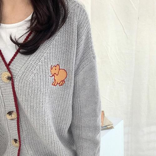Color Daily Cardigan T#YW045