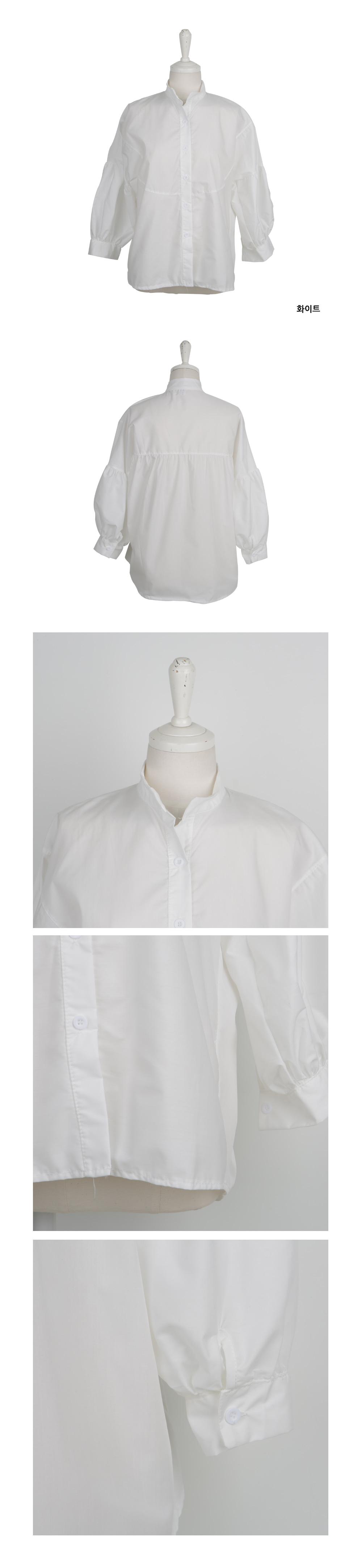 Balloon shirt blouse T#YW024