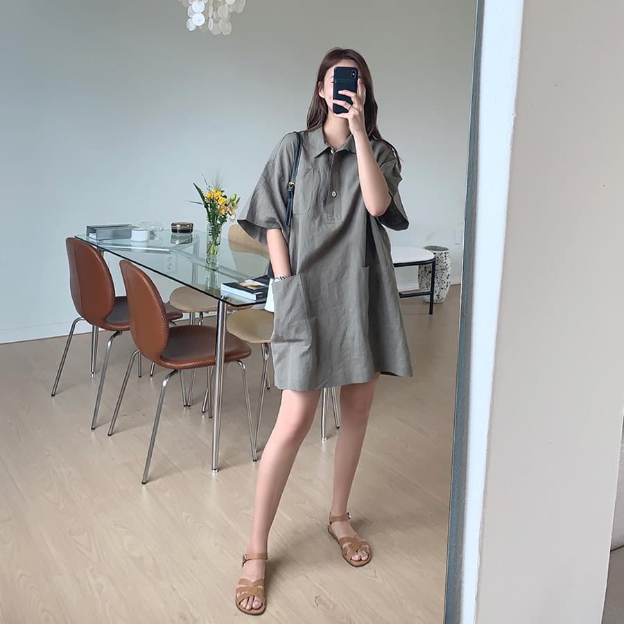 Pocket point dress