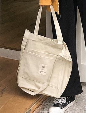 Label to Pocket Eco Bag