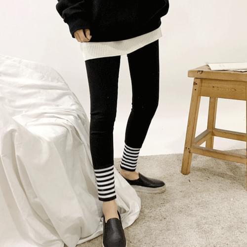 Hem Tangara Shibori Leggings P#YW352
