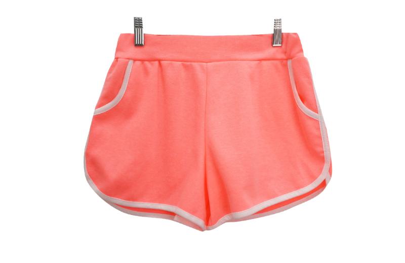 Fluorescent Rabba Short Training Pants