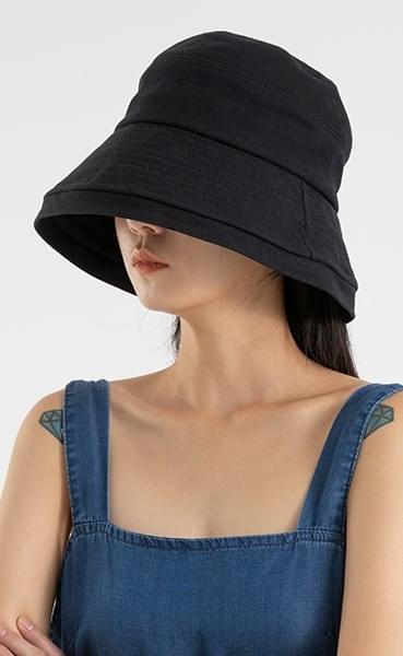 Deep Stitch Bucket Hat