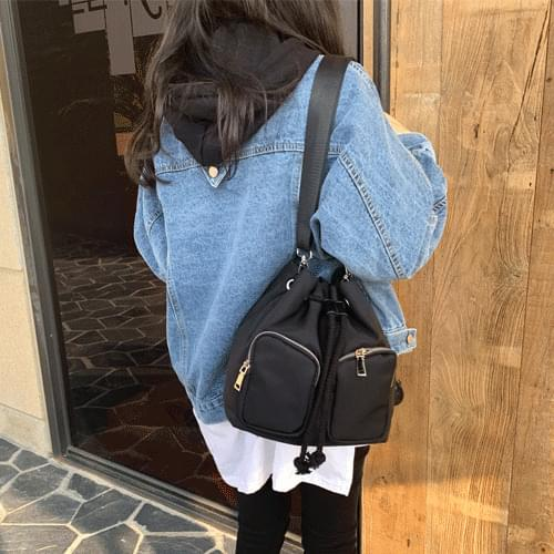 Bokjori Cross Bucket Bag B#YW314