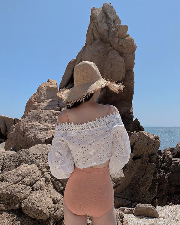 #Any place Bali 3-piece bikini