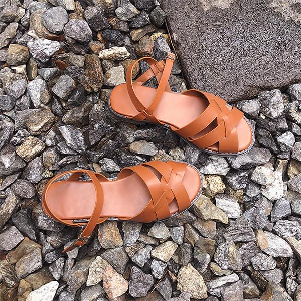 Rossi strap sandals