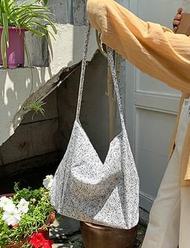 Daily Paisley Eco Shoulder Bag