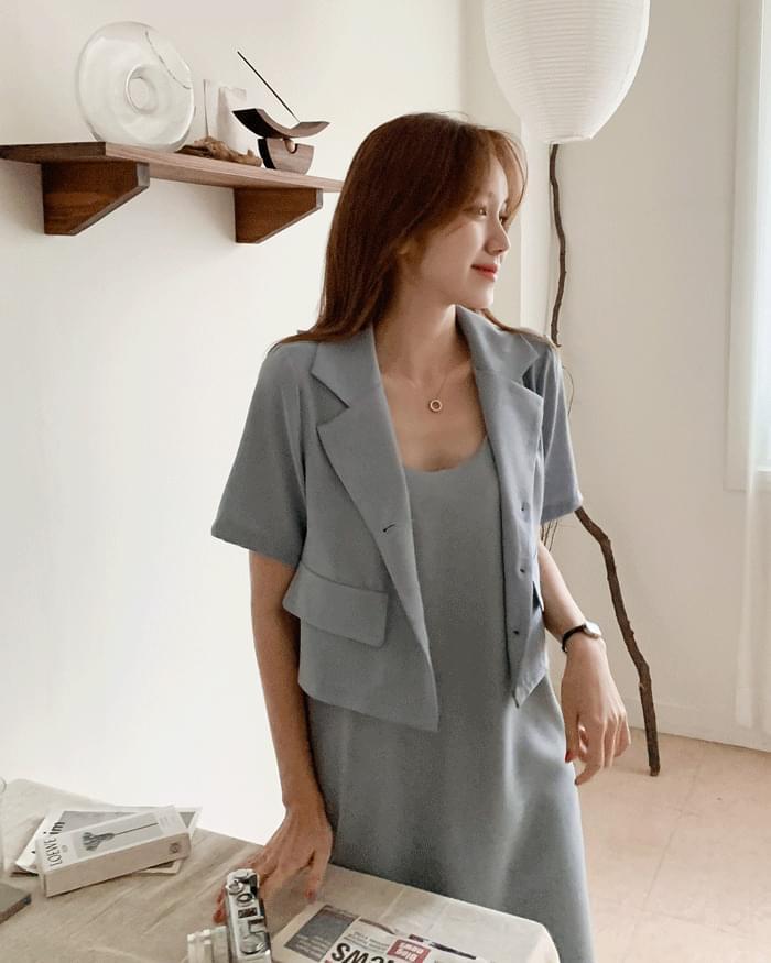 Enna Daily Jacket Dress Set