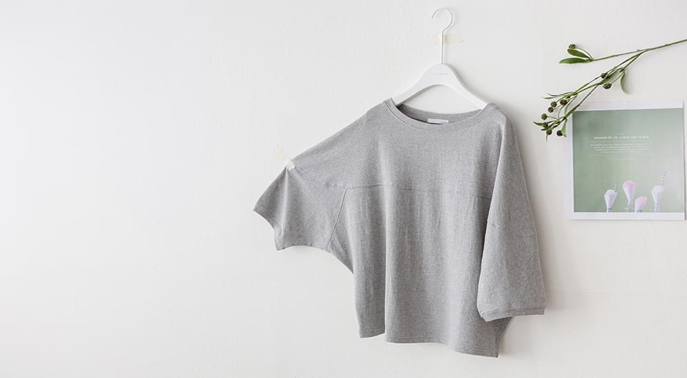 Fashionable T-shirt even if you wear only one #107053