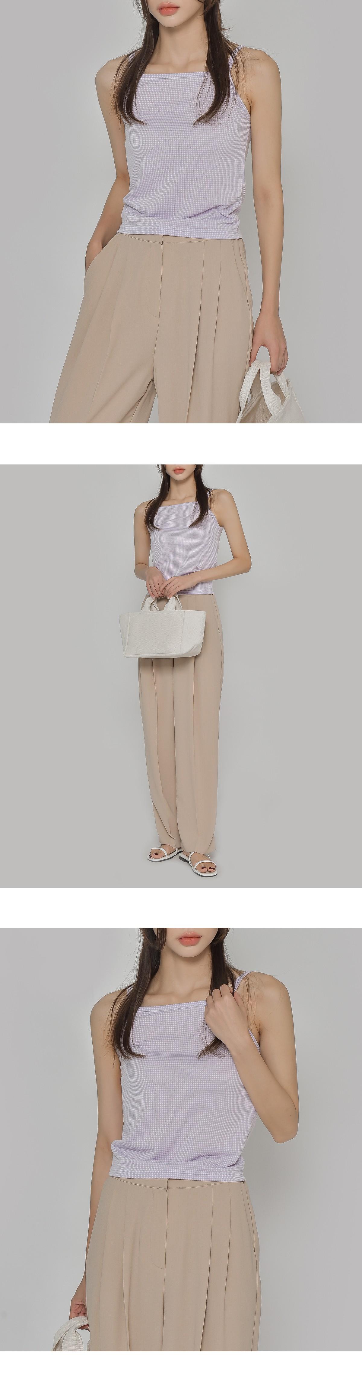 ♥1+1♥ picnic sleeveless
