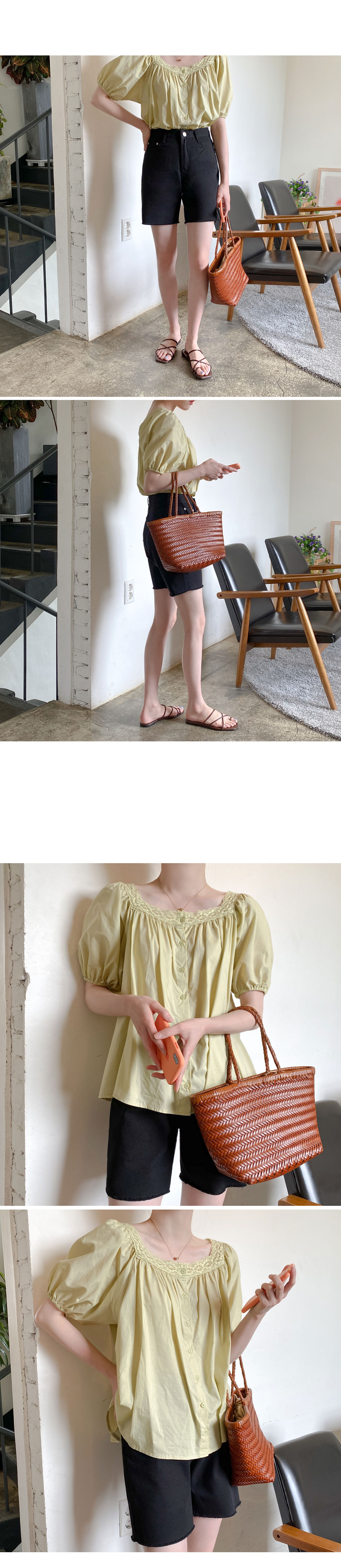 Butterful lace blouse